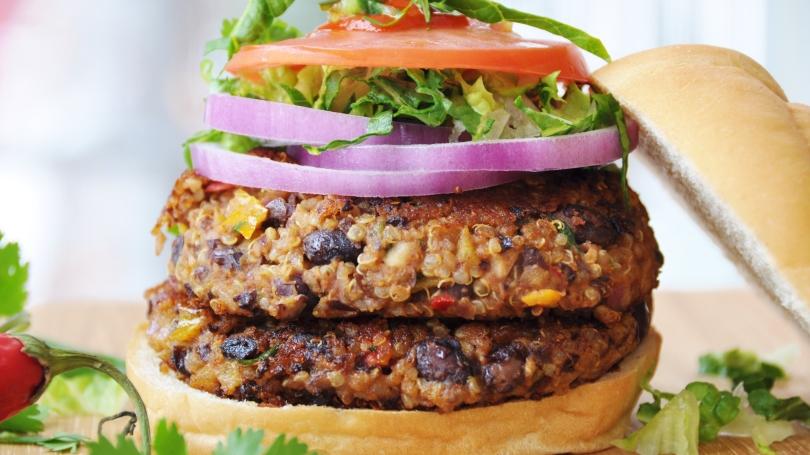 burger od pasulja