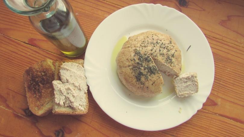Feta sir od badema