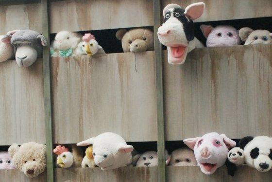 svedoćenje za životinje Banksy