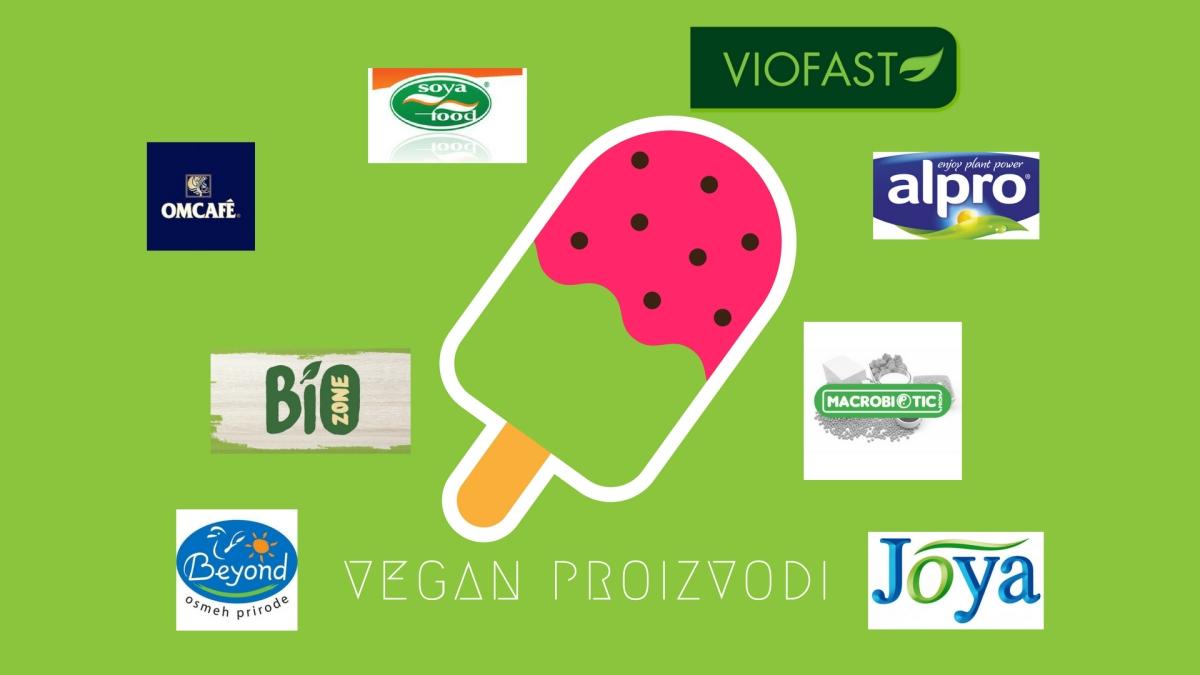 Veganski proizvodi u Srbiji